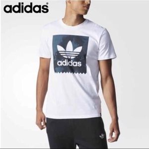 Adidas Ultimate Fill Tee Dusk to Darkness